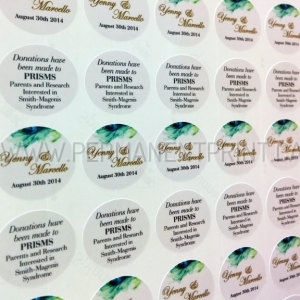 Custom Shape Labels Toronto