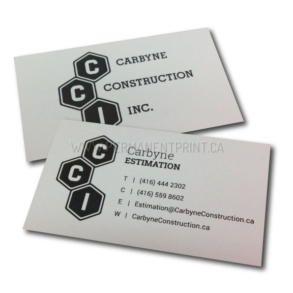 Next Day Business Cards Printing Toronto Permanent Print